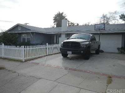 Chatsworth Single Family Home For Sale: 20110 Superior Street