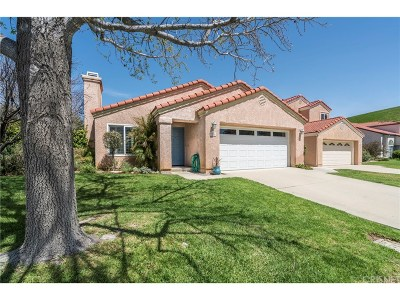 Moorpark Single Family Home For Sale: 7258 Pecan Avenue