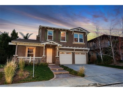 Simi Valley Single Family Home For Sale: 1959 Lakota Street