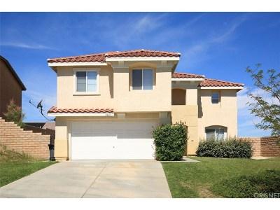 Palmdale Single Family Home For Sale: 38611 Davlina Lane