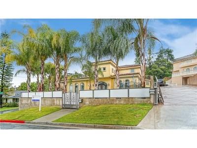 Burbank Single Family Home For Sale: 1151 East Elmwood Avenue