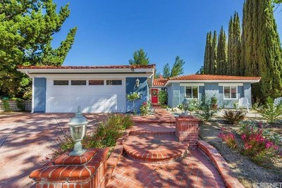 Thousand Oaks Single Family Home For Sale: 901 Birch Hill Street