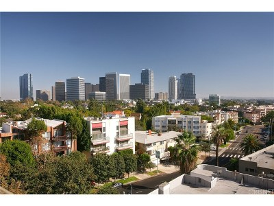 Westwood - Century City Condo/Townhouse For Sale: 1333 South Beverly Glen Boulevard #704