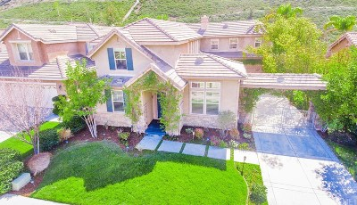 Stevenson Ranch Single Family Home For Sale: 25906 Royal Oaks Road