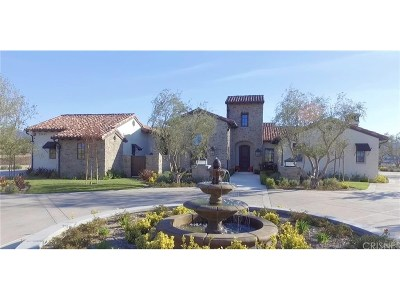 Saugus Single Family Home For Sale: 22431 Circle J Ranch Road