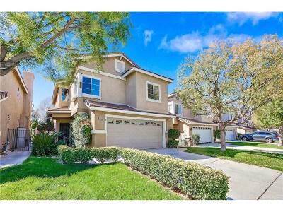 Stevenson Ranch Single Family Home For Sale: 25430 Fitzgerald Avenue