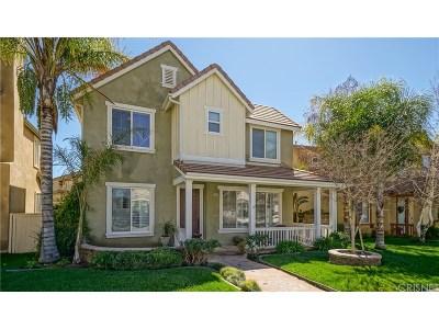 Valencia Single Family Home For Sale: 27624 Cobblestone Court