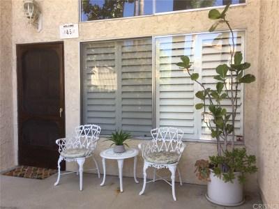 Calabasas Condo/Townhouse For Sale: 23401 Park Sorrento #45