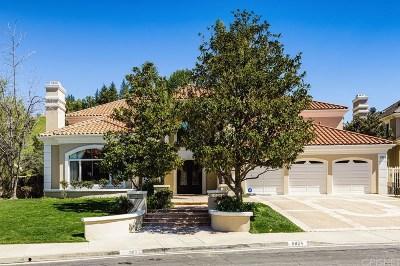 Calabasas Single Family Home For Sale: 5824 Reefton Court