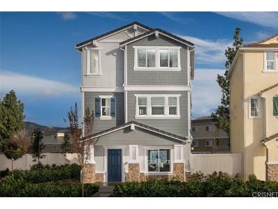 Chatsworth Condo/Townhouse For Sale: 9109 Ballard