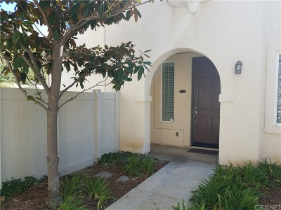 Valencia CA Condo/Townhouse Sold: $545,000