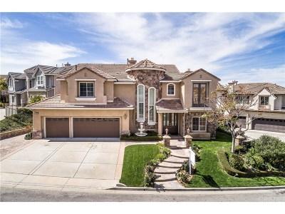 Simi Valley Single Family Home For Sale: 5763 Velvet Oak Court