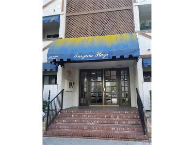 Tarzana Condo/Townhouse For Sale: 18530 Hatteras Street #112
