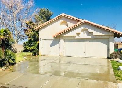Lancaster Single Family Home For Sale: 44754 Cerisa Street
