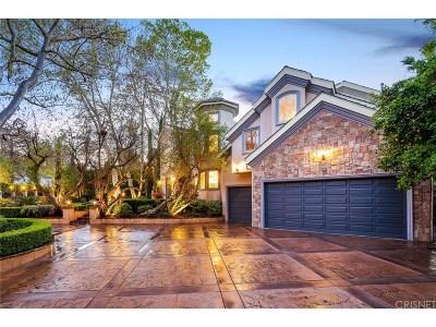 Single Family Home For Sale: 4207 Cedros Avenue