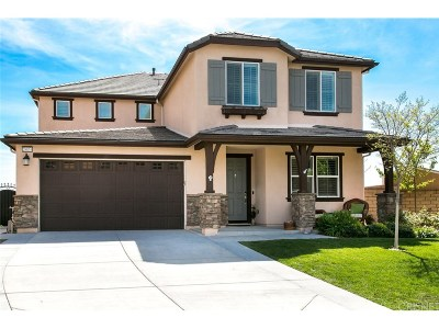 Los Angeles County Single Family Home For Sale: 28854 Plaza De Oro