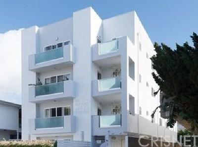Los Angeles Condo/Townhouse For Sale: 1400 Vista Street North #4
