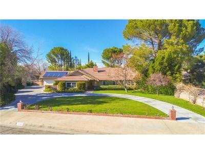 Lancaster Single Family Home For Sale: 2581 West Avenue J13