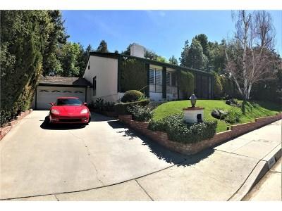Woodland Hills Single Family Home For Sale: 4432 Topanga Canyon Boulevard
