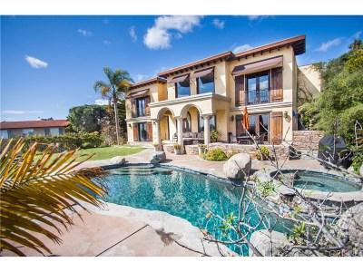 Los Feliz Single Family Home For Sale: 5227 Los Hermosos Way