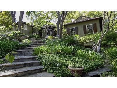Woodland Hills Single Family Home For Sale: 22377 Cass Avenue