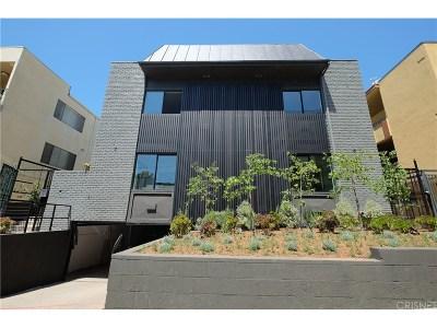 Hollywood Hills Rental For Rent: 1823 North Fuller Avenue #4