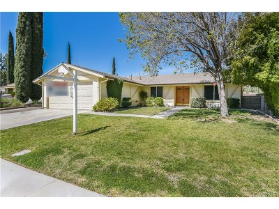 Saugus Single Family Home For Sale: 28221 Robin Avenue