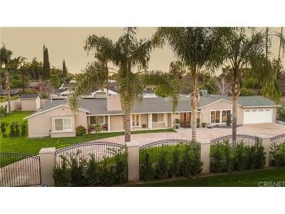 Woodland Hills Single Family Home For Sale: 5325 Oakdale Avenue