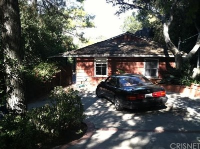 Woodland Hills Single Family Home For Sale: 5036 Medina Road