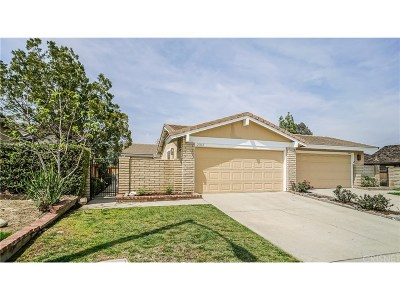 Valencia Single Family Home For Sale: 25563 Alicante Drive