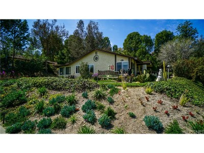 Los Angeles County Condo/Townhouse For Sale: 26337 Oakspur Drive #A