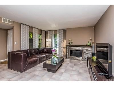 Studio City Condo/Townhouse For Sale: 4414 Laurelgrove Avenue