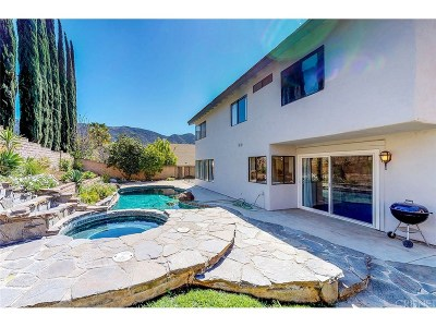 Agoura Hills Single Family Home For Sale: 5332 Cedarhaven Drive