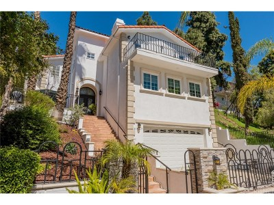 Woodland Hills Single Family Home For Sale: 21047 Dumetz Road