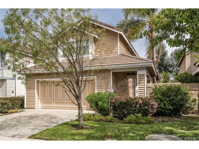 Moorpark Single Family Home For Sale: 11931 Berrybrook Court