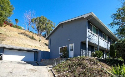 Woodland Hills Single Family Home For Sale: 23413 Oxnard Street