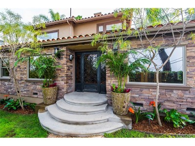 Studio City Single Family Home For Sale: 11600 Sunshine Terrace