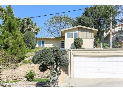 Eagle Rock CA Single Family Home Sold: $800,000