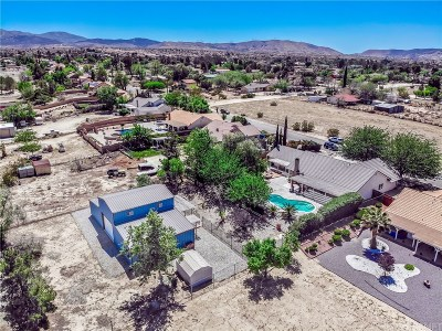 Palmdale Single Family Home For Sale: 36332 42nd Street East