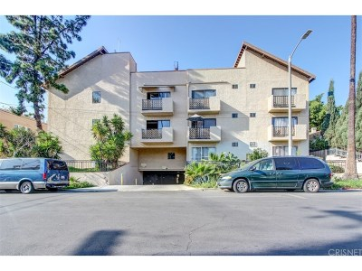 Hollywood Condo/Townhouse Sold: 5125 Harold Way #106