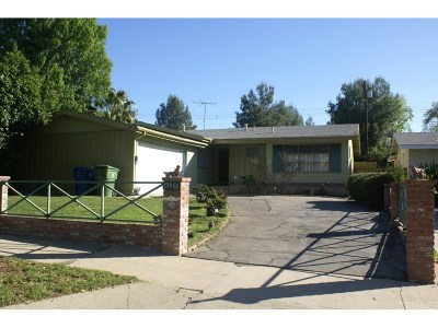 Woodland Hills Single Family Home For Sale: 19954 Friar Street