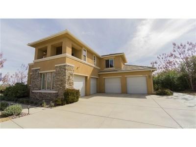 Palmdale Single Family Home For Sale: 36550 Tierra Subida Avenue