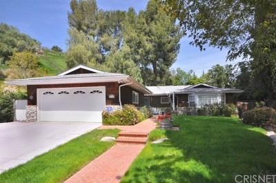 West Hills Single Family Home For Sale: 8616 Eatough Avenue