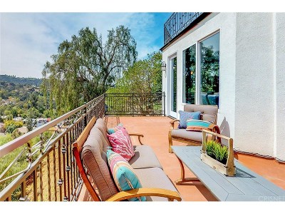 Woodland Hills Single Family Home For Sale: 20944 Bandera Street