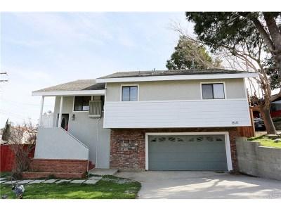 Lake Hughes Single Family Home For Sale: 15117 Akker Road
