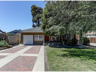 Sunland Single Family Home For Sale: 10915 Odell Avenue