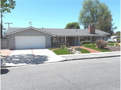 Thousand Oaks Single Family Home For Sale: 1406 Kirk Avenue