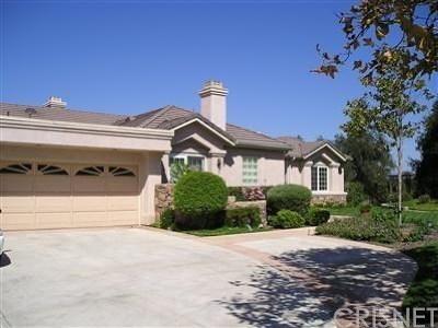 Thousand Oaks Single Family Home For Sale: 597 Kalinda Place