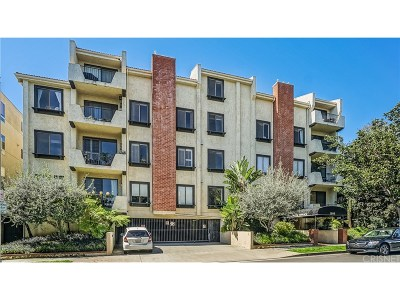 Westwood - Century City Condo/Townhouse For Sale: 1909 Glendon Avenue #103
