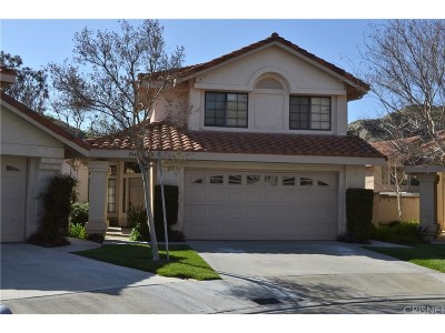 Canyon Country Single Family Home For Sale: 15612 Marina Court